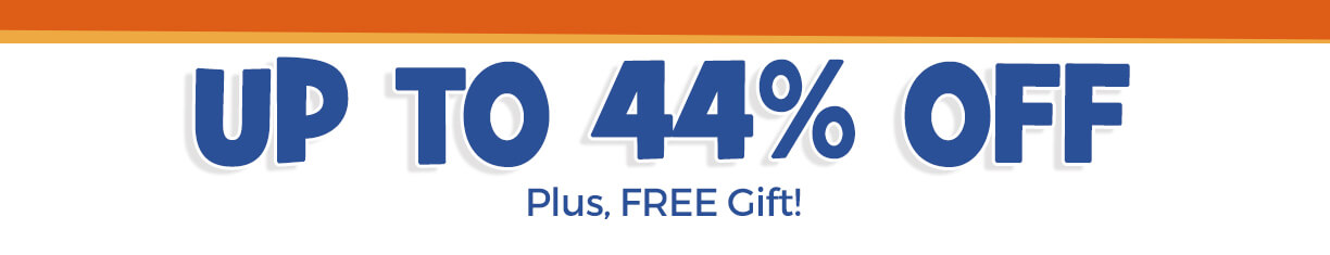 Save up to 44% on one-year subscriptions, plus get a free gift!