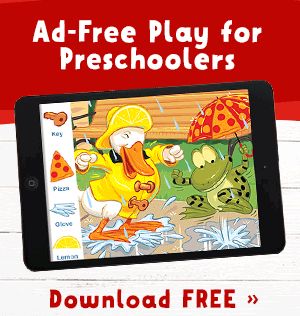 Download Hidden Pictures Puzzle Town app and get ad-free play for preschoolers!
