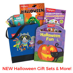 Our Halloween collection includes curated gift sets for all ages and so much more spooky fun!