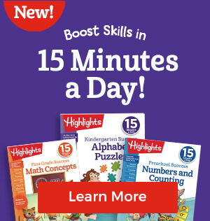 Improve school skills in just 15 minutes a day – learn more about our new learning program!