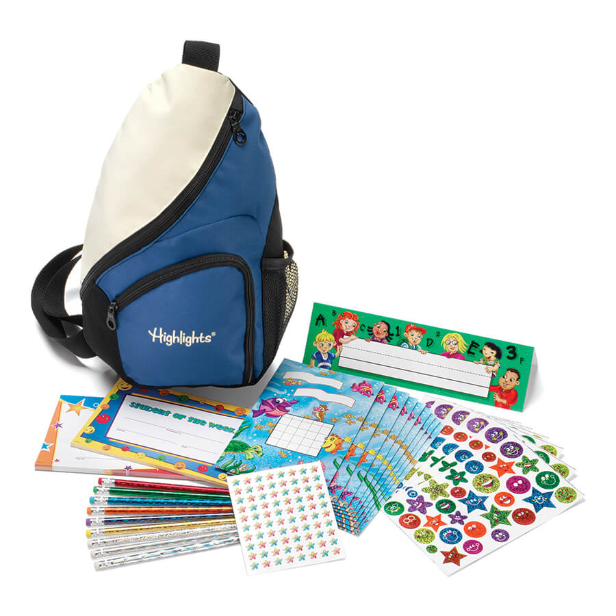 Classroom Essentials with Bag