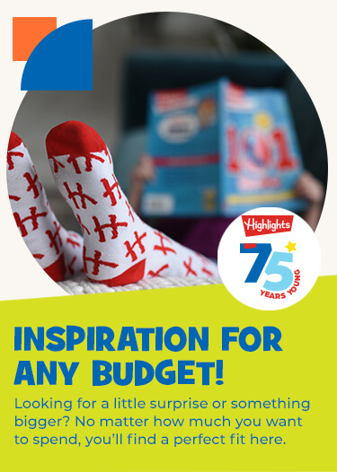 Looking for a little surprise or something bigger? No matter how much you want to spend, you'll find inspiration for every budget here.