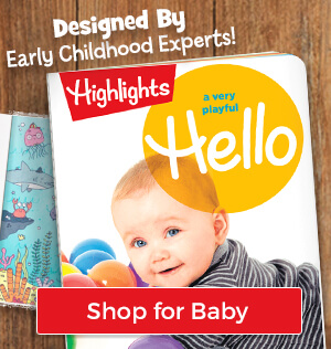 Shop toys and books for baby – designed by early childhood experts!