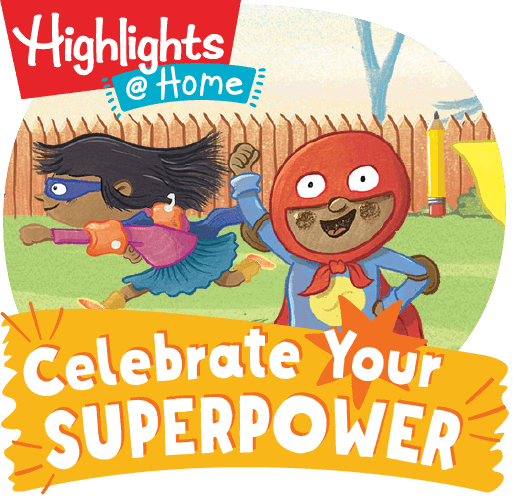 Celebrate Your Superpower