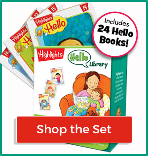 Get our Hello Library 24-Book Set now!