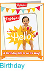 HHO Birthday Card