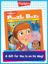 Puzzle Buzz Fold Anytime Gift Announcement