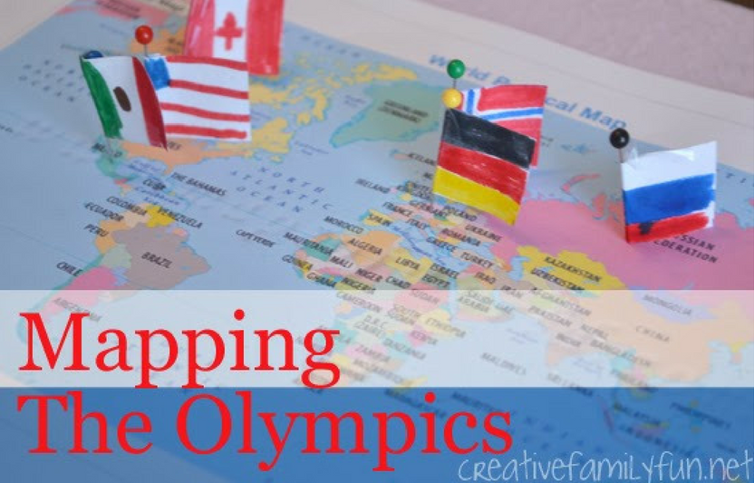 olympic Activities for Kids