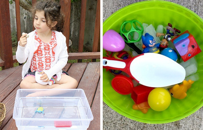 Must-Try Summer Science Experiments | Sink or Float