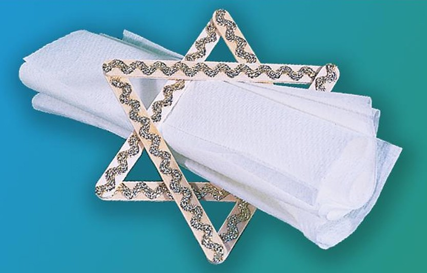 Hanukkah Napkin Holders