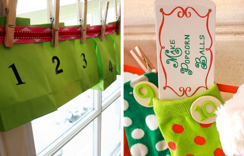5 Christmas Countdowns to Try This Year