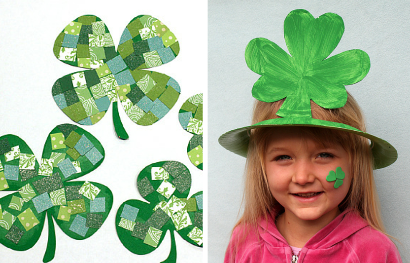17 Shamrock Crafts