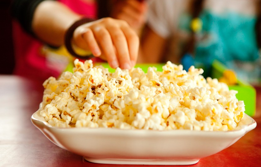 Homemade popcorn offers just the right mix of stovetop drama and gastronomic satisfaction—and it goes from burner to belly in 10 minutes flat.