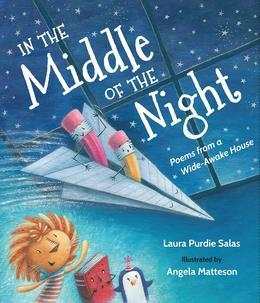 In the Middle of the Night   National Poetry Month Booklist