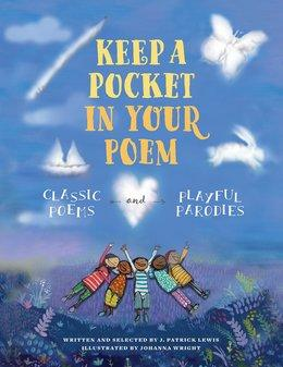 Keep a Pocket in Your Poem   National Poetry Month Booklist
