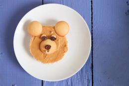 peanut butter bear