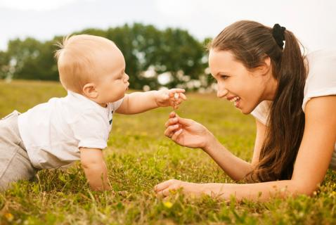 5 Fresh-Air Ways to Inspire Baby's Love for Learning