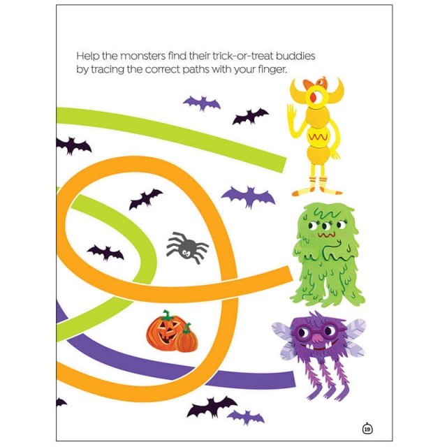 Celebrate Halloween Book Page