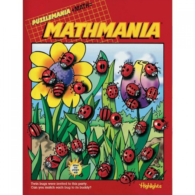 Mathmania Book Club