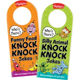 Knock Knock Door Hanger Joke Books