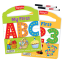 My First Write-On Wipe-Off Board Book: My First ABC and 123