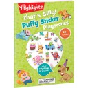 That's Silly Puffy Sticker Playscenes book