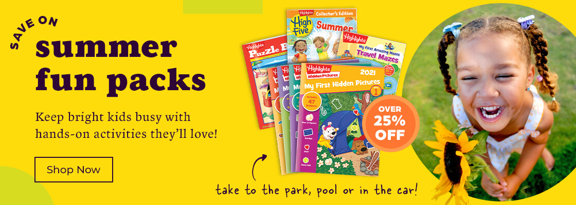 Hands-on activities in our summer fun collection keeps bright kids busy this summer – save over 25% now!