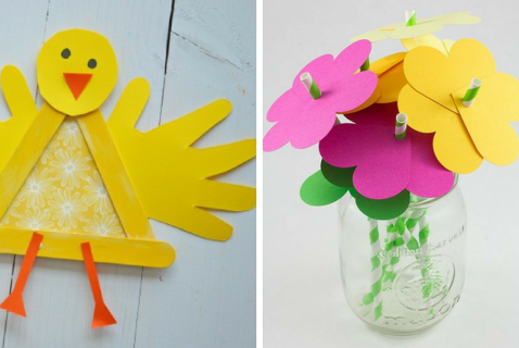 31 Crafts For Kids To Make At Home Highlights Your Child You